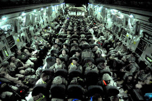 Last Airmen Flying Out of Iraq